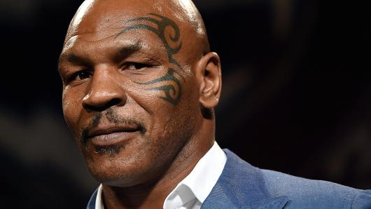 Mike Tyson Today