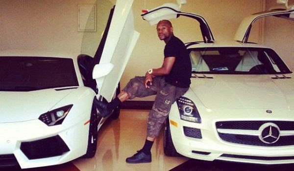 Floyd Mayweather Cars: How Much He Spent Will Shock You